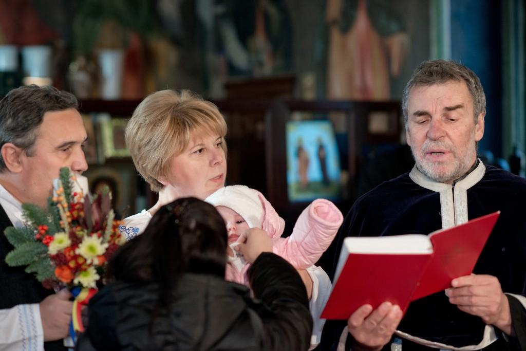 botez romanesc
