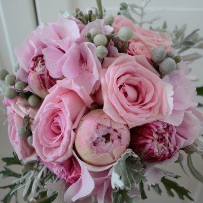 Buchet roz prafuit
