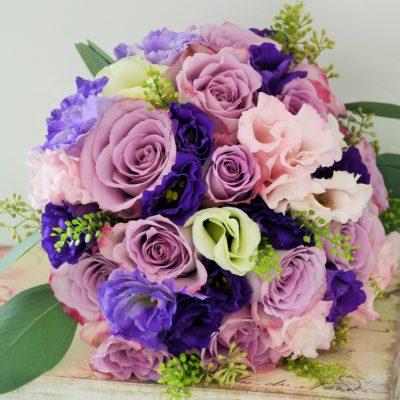 Buchet nunta multicolor