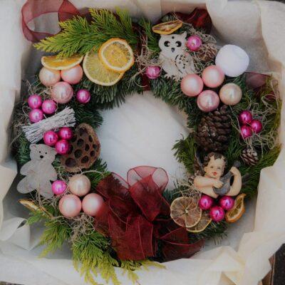 Coronita Crăciun